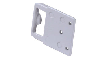 Face Mount Keeper - White