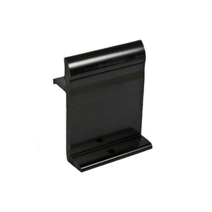 Sliding Window Fixed Panel Holder with Rubber Tip