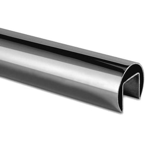 Cap Rail 1.66'' (42.4mm) (Round) (16.4' - 5000mm Length) (Outdoor)