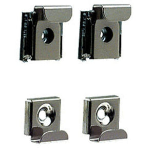 Plastic Lined Mirror Mounting Clips