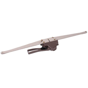 "Truth Hardware Regular Hand 20-1/2"" Single Pull Lever Window Operator 1/2"" Space For Housing - Brown"