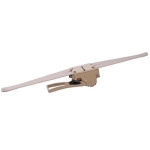 "Truth Hardware Regular Hand 20-1/2"" Single Pull Lever Window Operator 1/2"" Space For Housing - Coppertone"