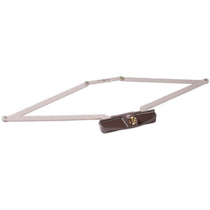 "Truth Hardware 21-1/2"" Single Pull Roto Gear Awning Window Operator - Brown"