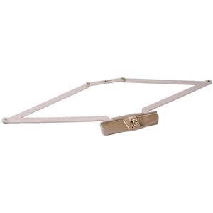 "Truth Hardware 21-1/2"" Single Pull Roto Gear Awning Window Operator - Coppertone"