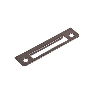 Truth Hardware Cam Handle Strike Plate - Brown