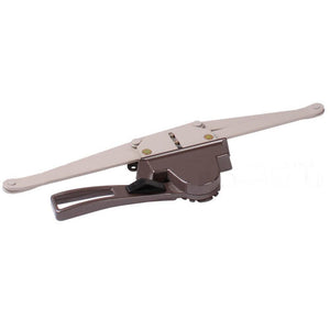 "Truth Hardware Regular Hand 13-1/8"" Single Pull Lever Window Operator 1/2"" Space For Housing - Brown"