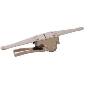 "Truth Hardware Regular Hand 13-1/8"" Single Pull Lever Window Operator 1/2"" Space For Housing - Coppertone"