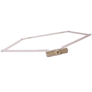 "Truth Hardware 25-1/2"" Dual Pull Roto-Gear Awning Window Operator - Coppertone"
