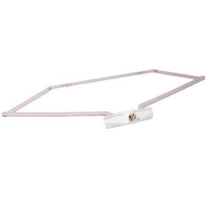 "Truth Hardware 25-1/2"" Dual Pull Roto-Gear Awning Window Operator - White"