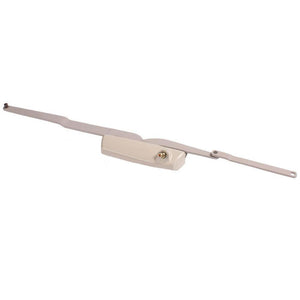 Truth Hardware Left Hand Dual Arm Maxim Casement Window Operator - Beige
