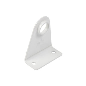 Truth Hardware Bearing Bracket for Sill Extension - White
