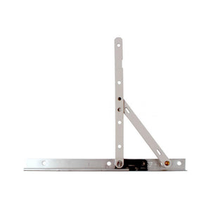 "Truth Hardware 10"" Concealed Casement Window Hinges - 14.77"
