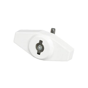 Truth Hardware Commercial Vent Lock - White