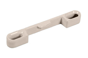Cam Lock Beige 2-9/16'' Length Keeper - Face Mount