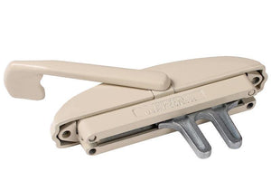 Radisson Hardware Beige Tie Bar Lock