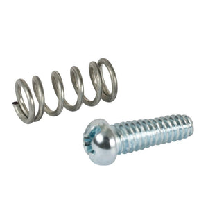 Storm Door Tapered Speed Screw and Spring
