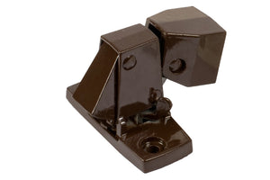 Inside Latch for Panic Door Panic Set - Brown