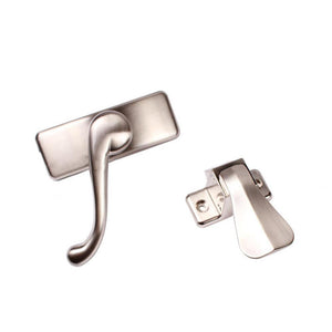 Storm Door Regal Handle Set for AluminArt Storm Doors - Chrome