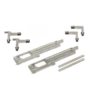 Window Sash Replacement Assembly for AluminArt Storm Doors