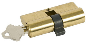 Storm Door Locking Cylinder - Brass