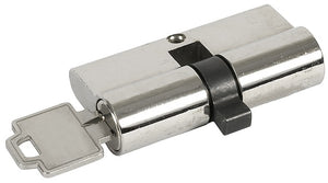 Storm Door Locking Cylinder - Silver