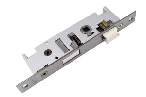 Storm Door Brushed Nickel Mortise Style Latch - Larson