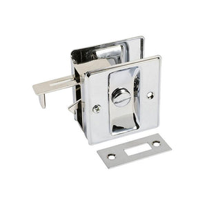 Pocket Door Privacy Lock