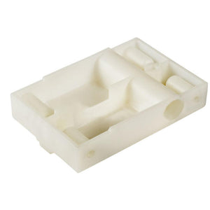 Corner Block for Cox Doors White