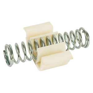 "Closet Bi-Fold Four Door 5/8"" Snugger for Acme Closet Doors"