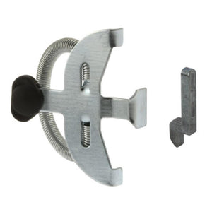 Sliding Patio Screen Door Spring Activated Latch