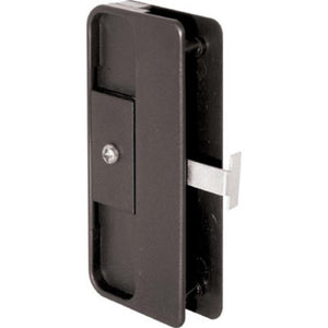 "Sliding Screen Door Latch and Pull With 3-5/16"" Screw Holes for Jim Walters Doors"