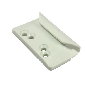 Casement Window Nylon Keeper With 2MM Base