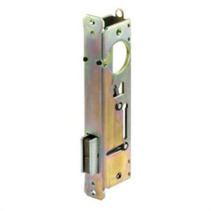 "Commercial Door Straight Throw Deadlock for 1-1/8"" Backset"