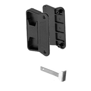 "Sliding Screen Door Latch and Pull with 3"" Screw Holes for Superior Aluminum Doors"