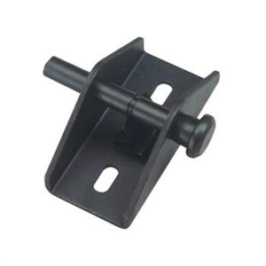 "Security ""Push-Pull"" Door and Window Lock - Black"