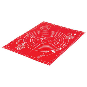 Small Pastry Mat - Red