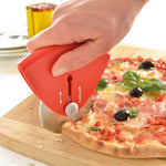 Pizza Rolling Cutter - Red