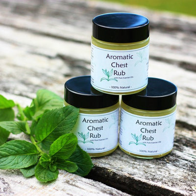 Aromatic Chest Rub