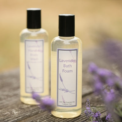 Lavender Cleansing Bath Foam