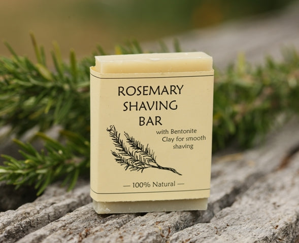 Rosemary Shaving Bar