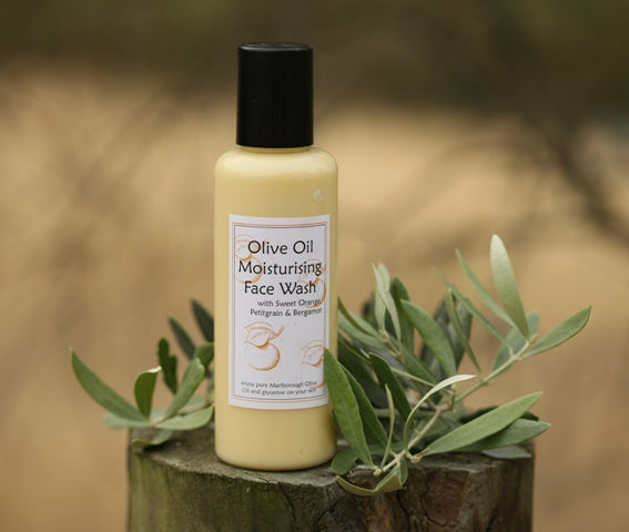 Olive Oil Moisturising Face Wash