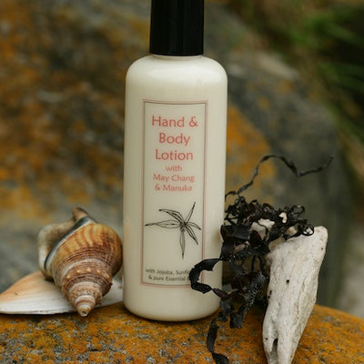 May Chang Hand & Body Lotion