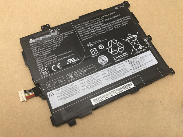 Lenovo Thinkpad 10 2nd 20E3 20E4 00HW018 00HW017 00HW016 Battery