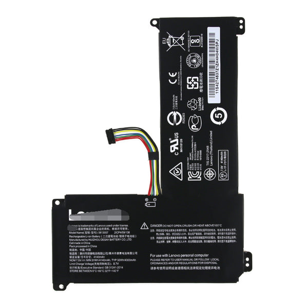 0813007 31Wh Battery For Lenovo Ideapad 120S-14 120S-14IAP 5B10P23779