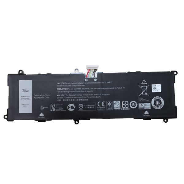 Dell 2H2G4 HFRC3 TXJ69 Venue 11 Pro 7140 7.4V 38Wh Tablet Battery
