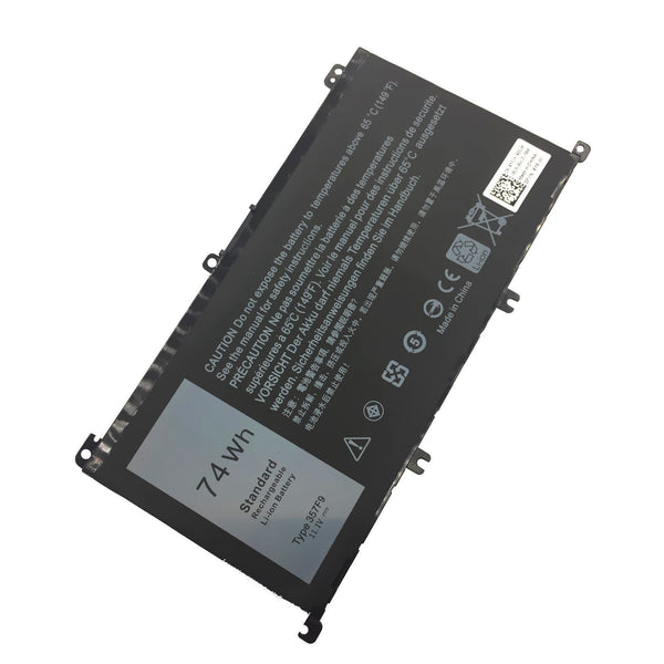 357F9 71JF4 74Wh Battery for Dell Inspiron 15-7000 15-7559 7566 7567 7557