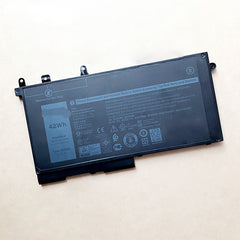 3DDDG 03VC9Y 42Wh Battery for Dell Latitude E5280 E5480 Series laptop