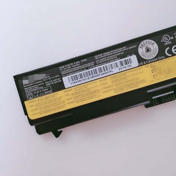 45N1000 45N1001 70+ Battery for Lenovo Thinkpad T430 T530 T430i L430