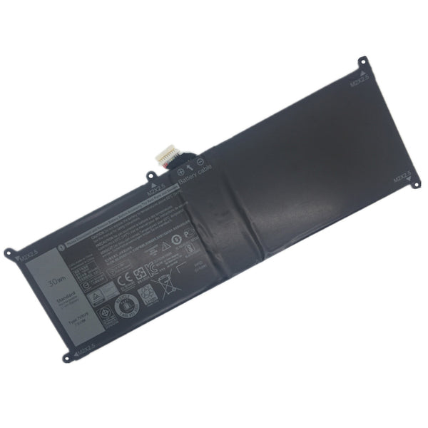 7VKV9 9TV5X Battery For Dell Latitude XPS 12 7000 7275 9250 Tablet