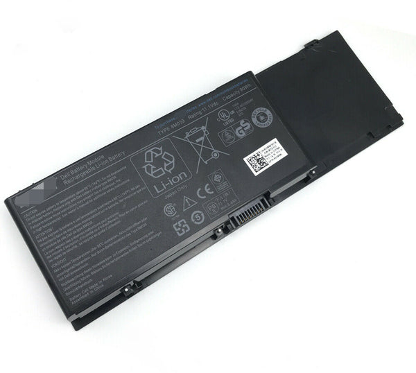 8M039 11.1V 90Wh Battery For Dell Precision  M6400 M6500 C565C KR854